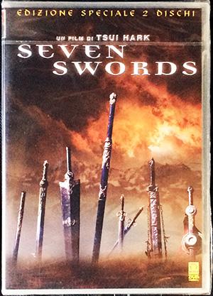 Seven swords regia: Tsui Hark