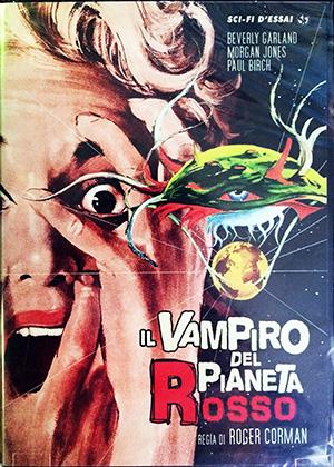 """""""Il vampiro del pianeta rosso"""" regia: Roger Cofman"""