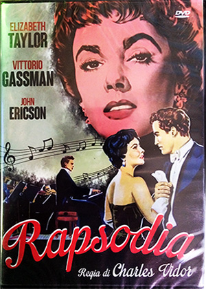 """Rapsodia"" regia: Charles Vidor"