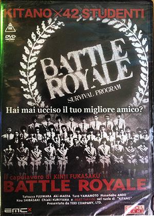 Battle royale: survival program