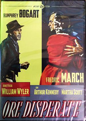 Ore disperate regia: William Wyler con Humphrey Bogart e Frederic March